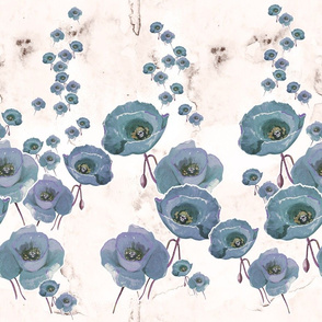 Silver Poppies