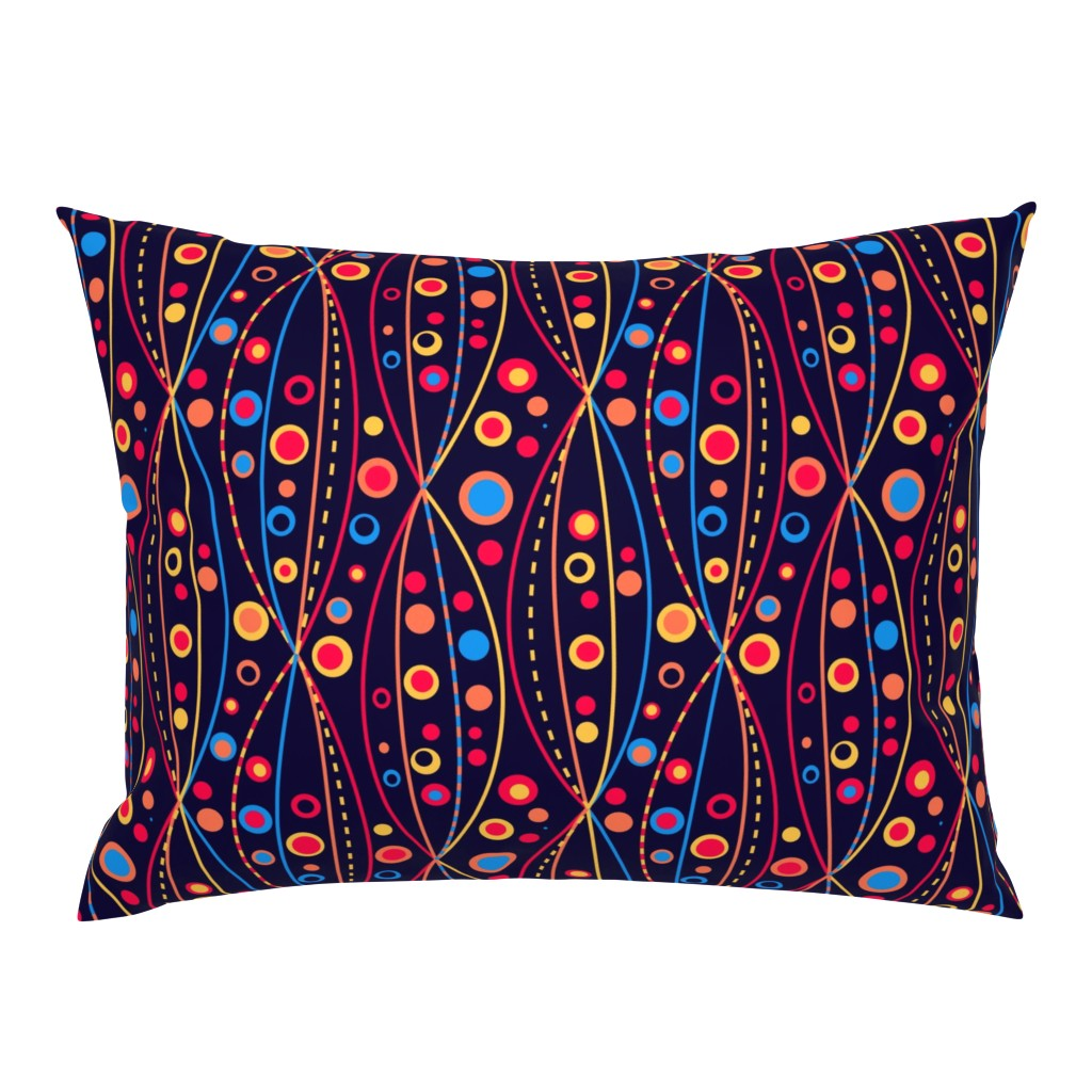 Campine Pillow Sham featuring A Summer in The Abysses by Cheerful Madness!! by cheerfulmadness_cartoons