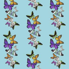 butterfly column