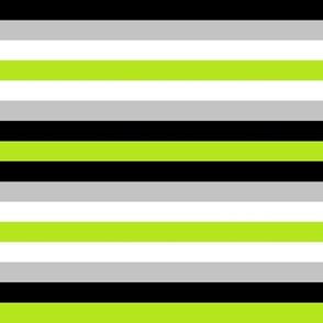 Agender Pride Stripes