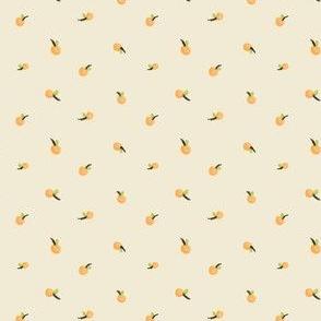 Cherry Crumbs, Orange Tan