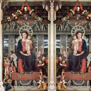 Andrea Mantegna ~ Virgin Mary