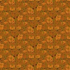 Pumpkin Patch Fabric