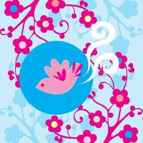 Pink Little Birdie