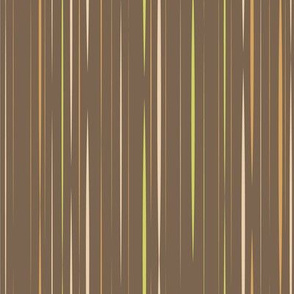 Sassy Fox - Chocolate stripe