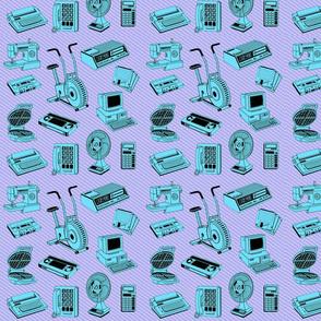tech (lavender)