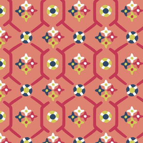 after_Matisse_floral_garden peach