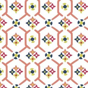 after_Matisse_floral_garden white