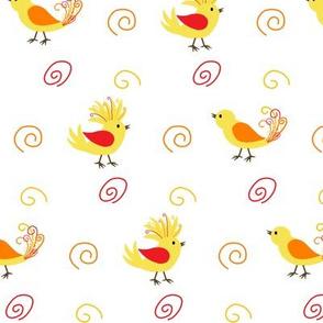 Yellow Bird, Yellow Bird