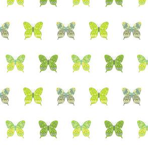 Flights of Fancy - Butterflies
