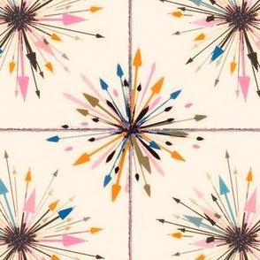 Arrows flowers