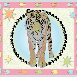 Bollywood_Tiger_42x36in