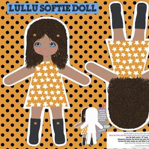 LULU softie doll