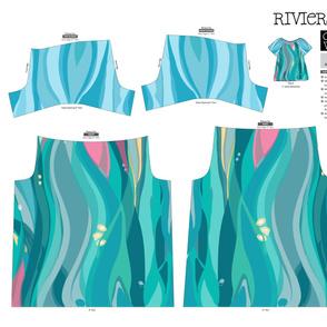 Seaweed Dream - Riviera Tee