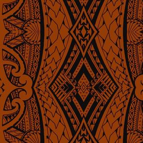 Maori Tapa
