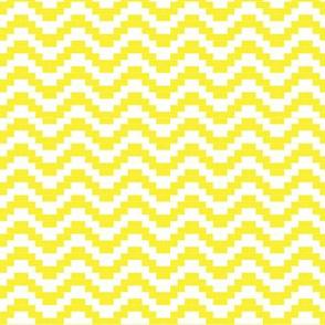 Brick Zigzag - Sunshine