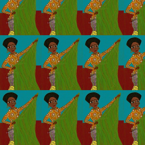 Afro Quilter