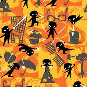 Shadow Ninjas!