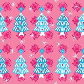 Blue Pop Trees