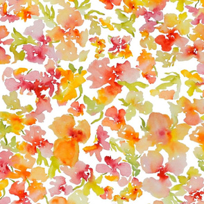 Watercolor Flower, Spring 2013 Collection, No. 6