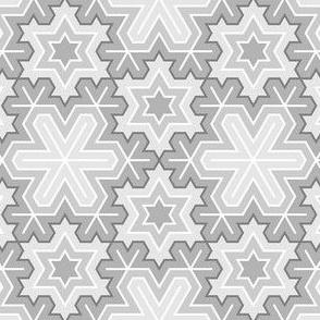 01554385 : snowflake 9