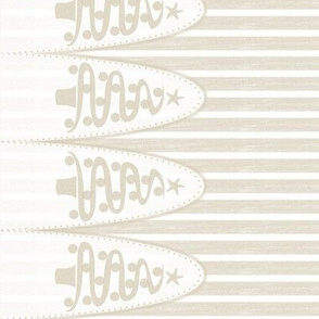 turn90 holiday tree stripe beige