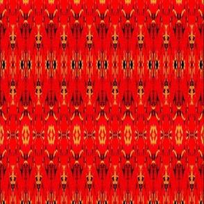 Orange motif