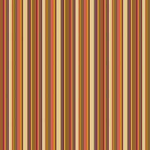 Fourth Doctor Scarf Stripes