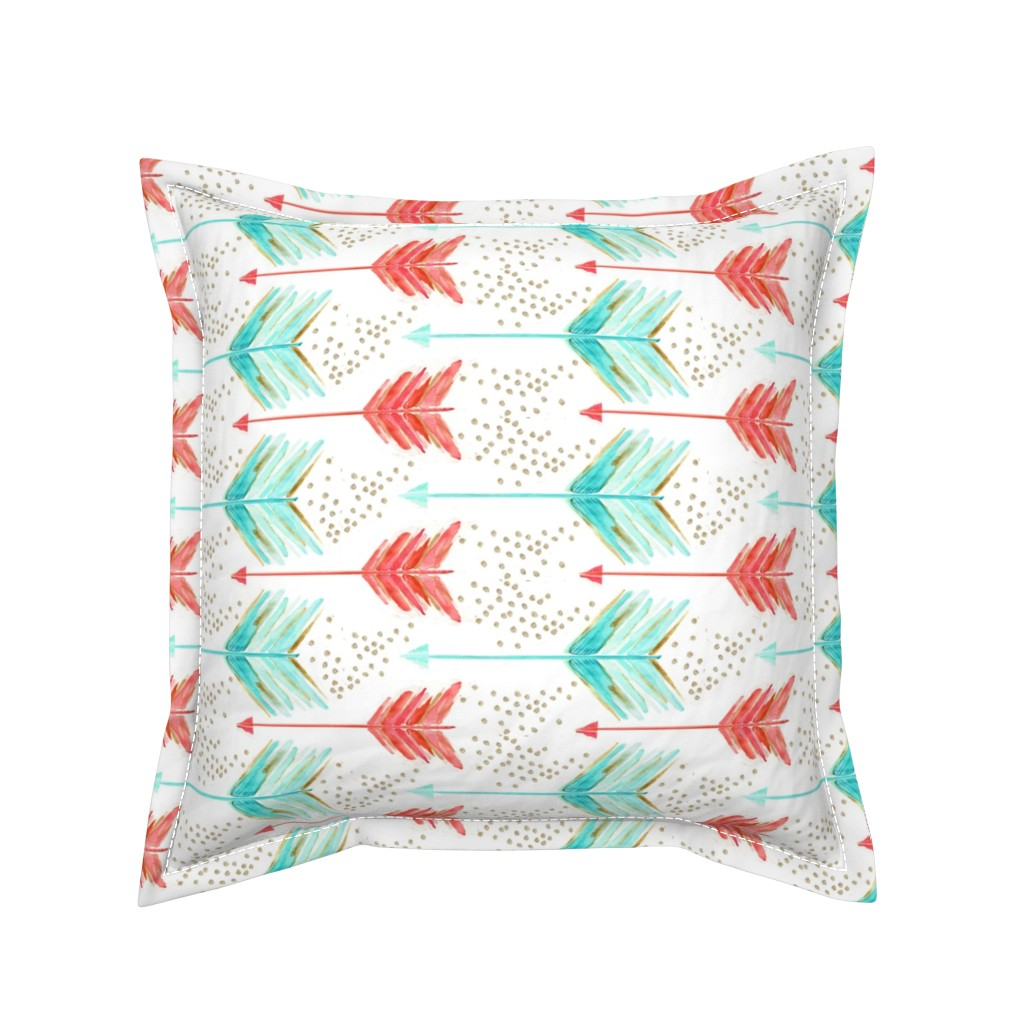 Serama Throw Pillow featuring .a shot in water. by emilysanford