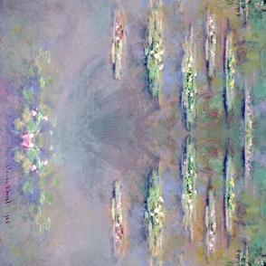 Monet: Waterlilies, 1903