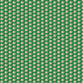 A Christmas Snail named Escargot