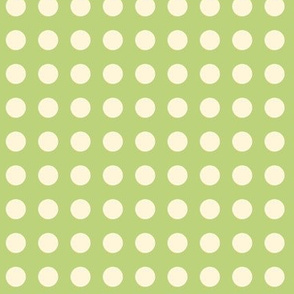 Dot on Green