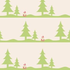 The Lone Santa