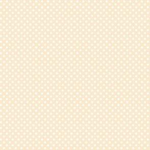 mini polka dots 2 ivory