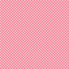 mini polka dots 2 pretty pink