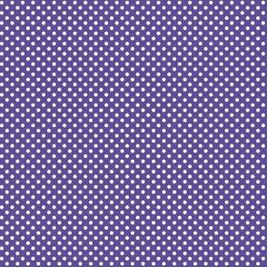 mini polka dots 2 purple