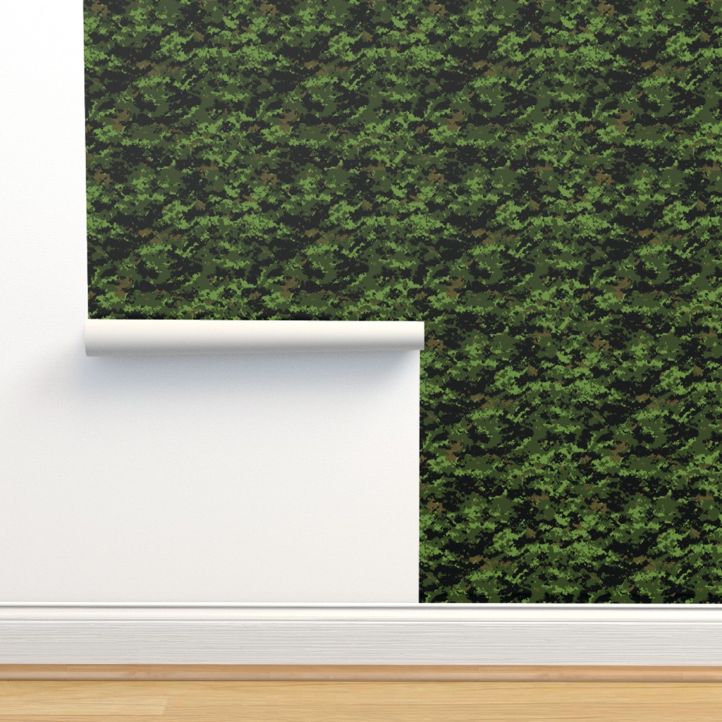 Isobar Durable Wallpaper featuring CADPAT TW by ricraynor