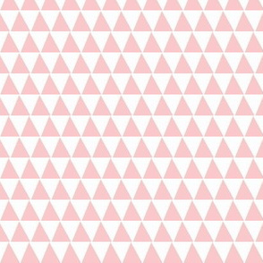triangles pink