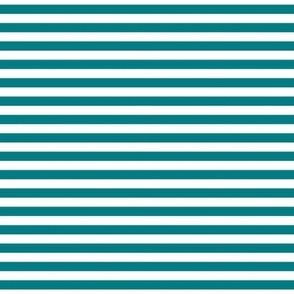 stripes dark teal