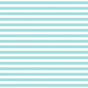 stripes light teal