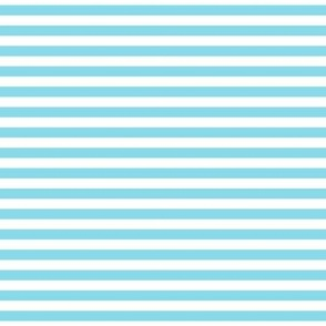 stripes sky blue