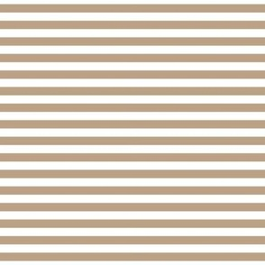 stripes tan