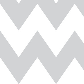 chevron xl light grey