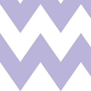 chevron xl light purple