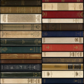 Madame Fancypantaloons' Instant Library ~ Vertical