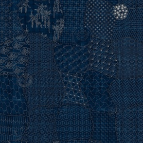Sashiko: The Collection Sampler