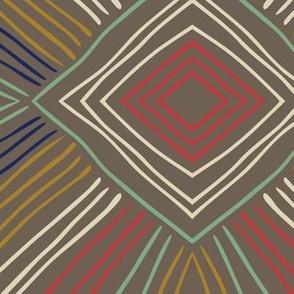 tribal lines
