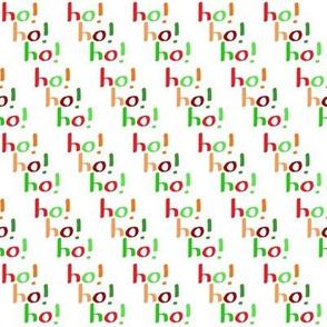Ho! Ho! Ho! (small)