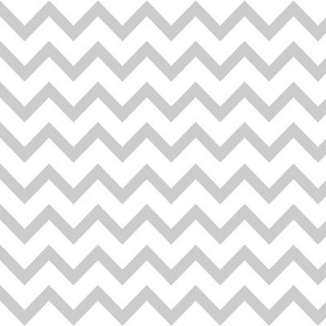 christmas chevron grey #CCCCCC