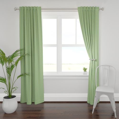 Plymouth Curtain Panel Blue Dummy